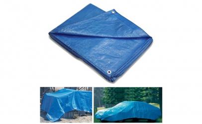 Prelata albastra, 4 x 6m