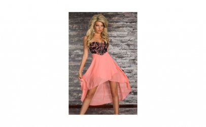 Rochie Top Overfly Long