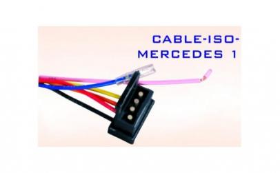 Conector auto ISO-MERCEDES 1