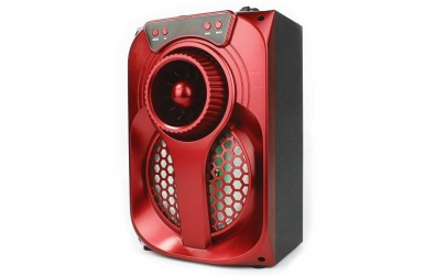 Boxa portabila wireless bluetooth, radio