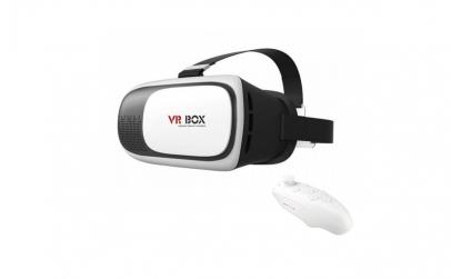 Ochelari VR-Box cu Joystick inclus