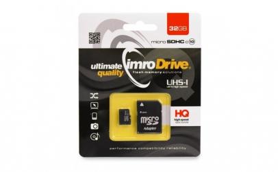 Card memorie IMRO microSD 32GB clasă