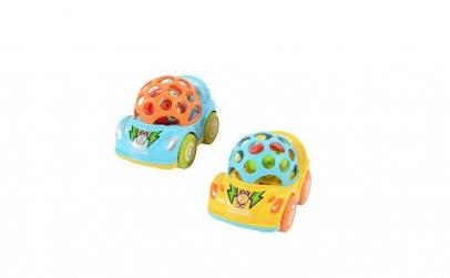 Masinuta interactiva Baby Racing