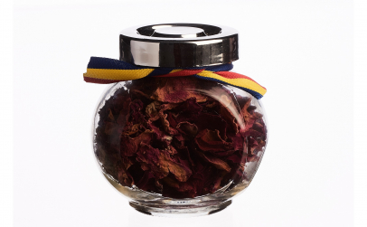 Ceai din Petale de Trandafiri Rose Story