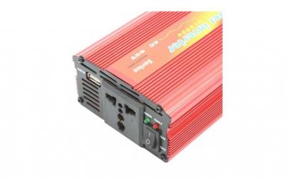 Invertor tensiune 12V-220V 1000W