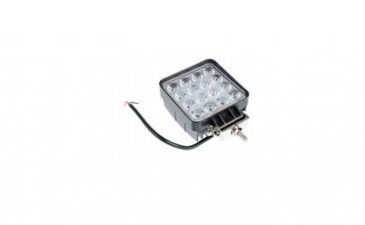 Lampa de lucru 16 LED-uri halogen 48W