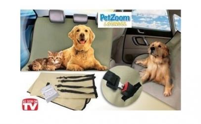 Husa auto pentru animale