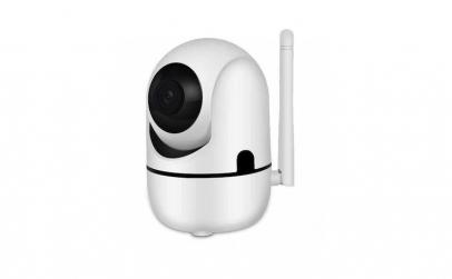Camera IP Wireless White robot