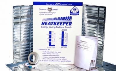 Panouri reflectorizante Heatkeeper