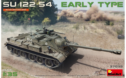 1:35 SU-122-54 Early Type 1:35