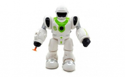 Jucarie Robot - Police Man Space