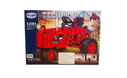Joc constructie: Tractor