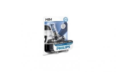 Bec ceata Philips HB4 White Vision
