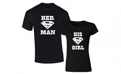 Set de tricouri Superman