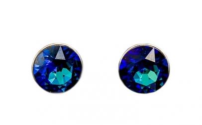 Cercei Xirius X1, Bermuda Blue, Argint