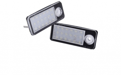 Lampa LED numar 7307 compatibila AUDI