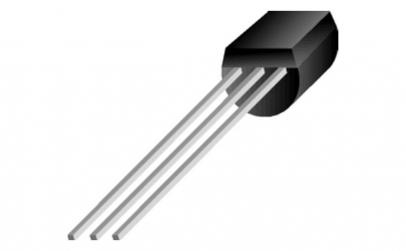 Tranzistor BF422, NPN, bipolar, TO92 -