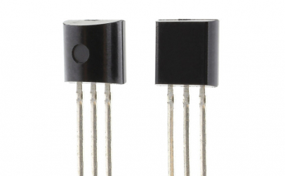 Tranzistor BF256B unipolar, N-JFET, ON
