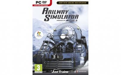 Joc RAILWAY SIMULATOR pentru Calculator