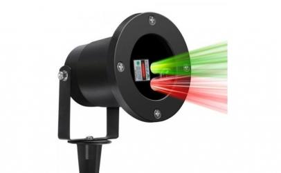Proiector Laser exterior jocuri de