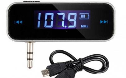Modulator FM AUTO MASINA LCD Wireless 3