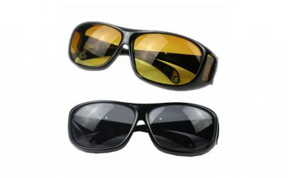 Set 2 ochelari de condus + Modulator