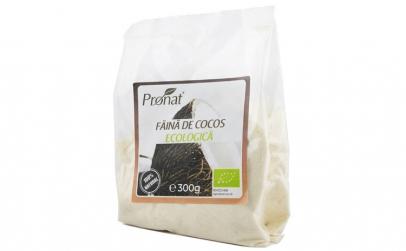 FAINA BIO DIN NUCA DE COCOS, 300 G