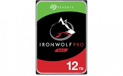 Hard disk Seagate IronWolf Pro  12TB