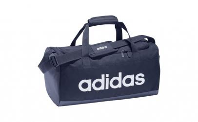 Geanta unisex adidas Linear Logo Duffel
