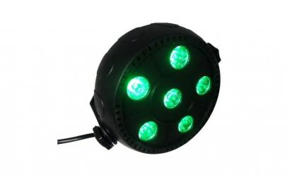 Proiector joc de lumini Par 6 Led RGB