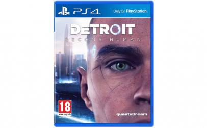 Joc Detroit Become Human pentru