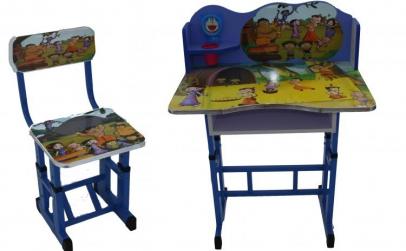 Set scaun si birou pentru copii