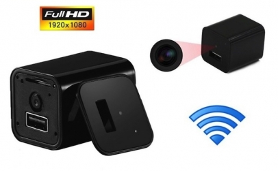 Incarcator priza spion HD Wireless