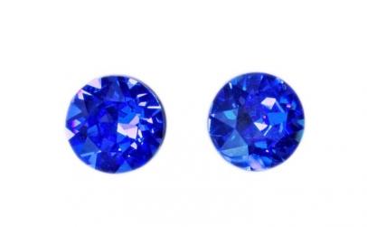 Cercei Xirius X1, Sapphire, Argint 925,