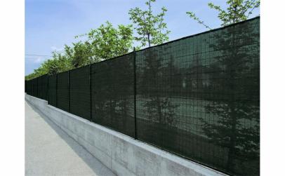 Plasa verde pentru gard 1.7 x 10 m