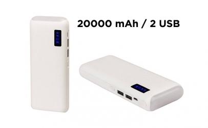 Baterie externa 20000 mAh