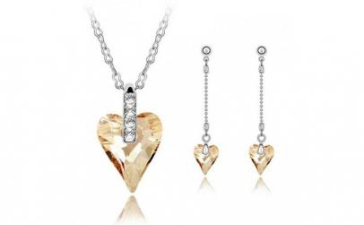 Set de bijuterii compus din pandantiv