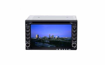 CD-DVD Player auto 2DIN, cu GPS