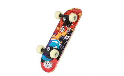 Skateboard copii RCO, 43 cm, HB2001 F