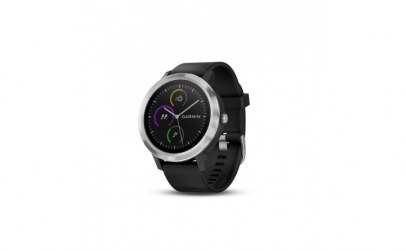 SMART WATCH GM VIVOACTIVE 3 STEEL BLK
