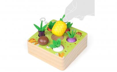 Jucarie Montessori Culegem Legume