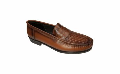 Pantofi mocasini de vara model clasic
