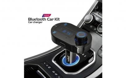 Modulator FM cu Bluetooth T9