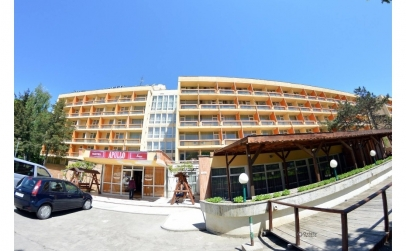 Hotel Complex 2d