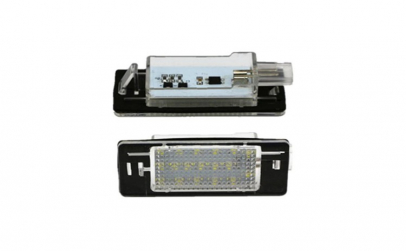 Lampa LED numar 71004 compatibila OPEL
