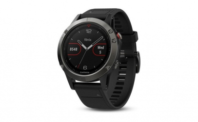 GPS WATCH GARMIN FENIX 5 SLATE GRAY