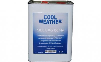 Ulei refrigerant PAG 46 OIL 5 litri