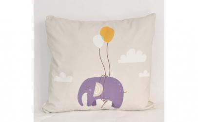 Perna decor si somn model elefant cu