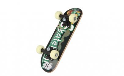 Skateboard copii RCO, 43 cm, HB2001 B
