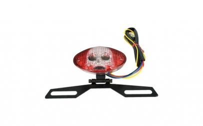 Lampa spate moto cu diverse functii 12V